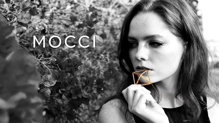 The Jewelry of Everything: 3D Printed MOCCI Line Inspired by High-Tech World