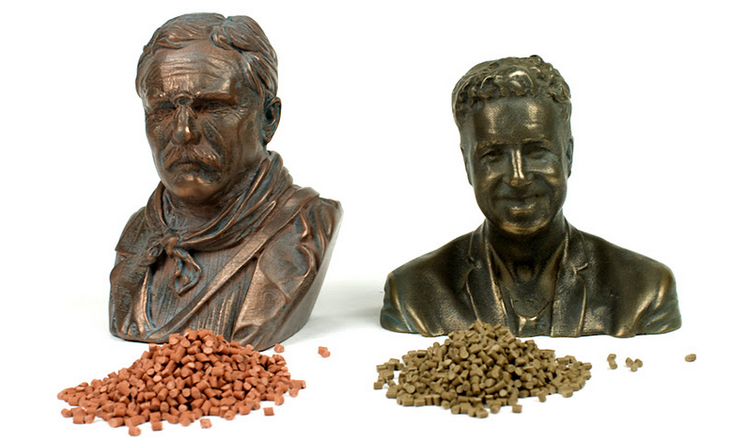 3D Print With Copper! colorFabb Unveils new copperFill ...