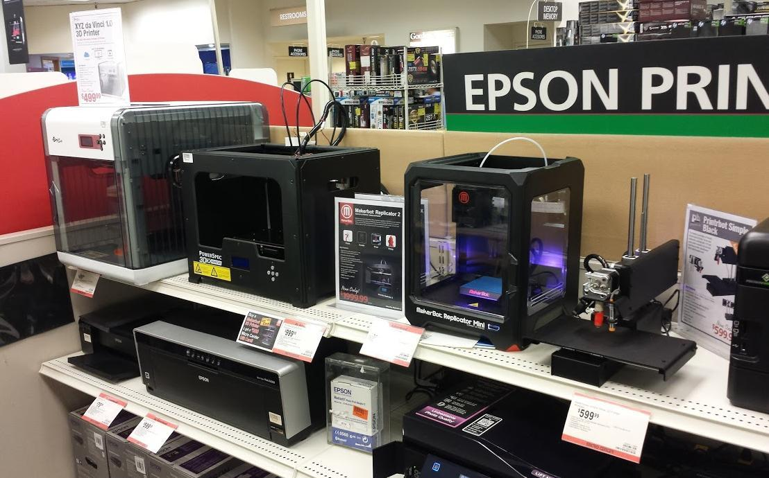 All Micro Center Retail Stores in the US Now Carry Ten Different 3D Printers