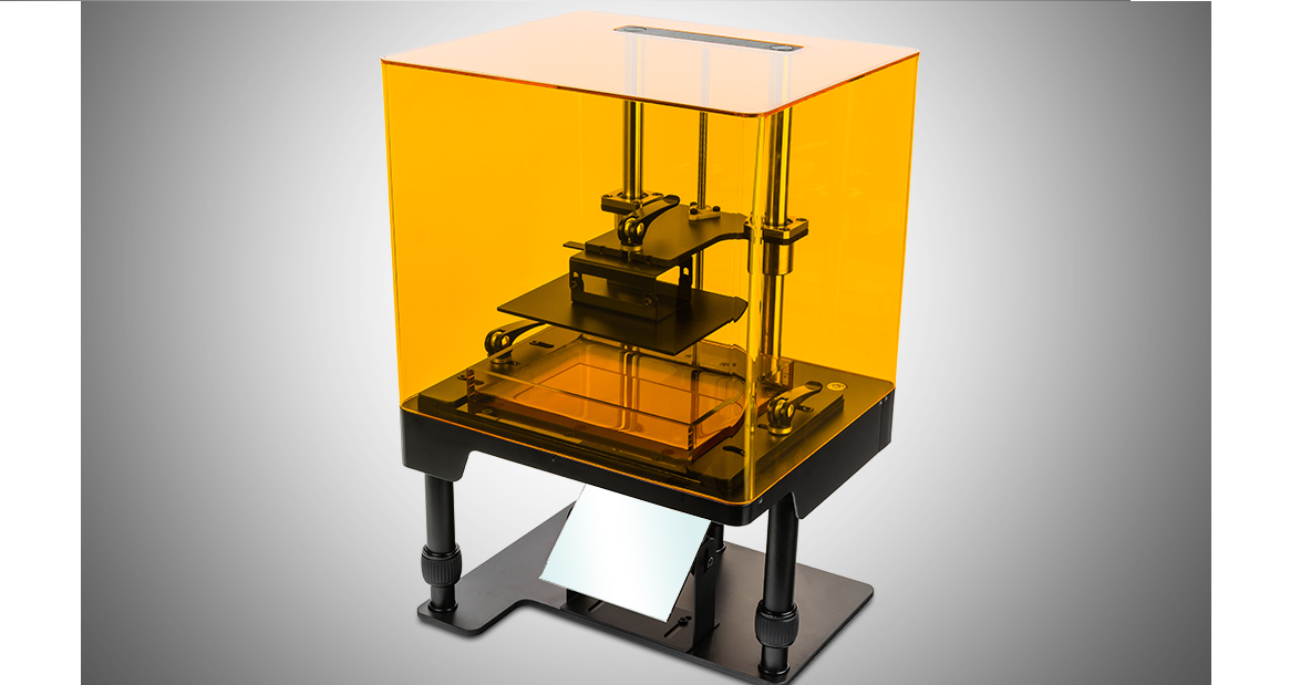 Reify-3D To Launch Affordable Solus DLP-based 3D Printer on Indiegogo Imminently