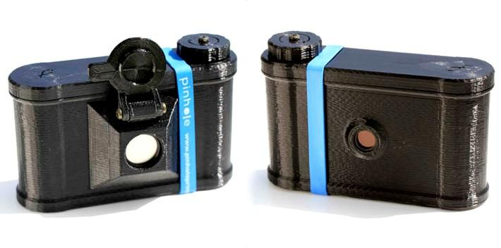 The 'Maker Movement': Clint O'Connor Creates 3D Printed Pinhole Cameras