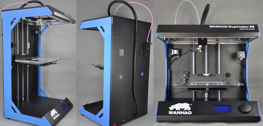 Wanhao Duplicator 5S & 5S Mini 3D Printers Coming Soon