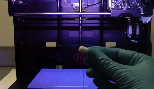 UCLan Researchers 3D Printing Personalized Medication on a MakerBot 3D Printer