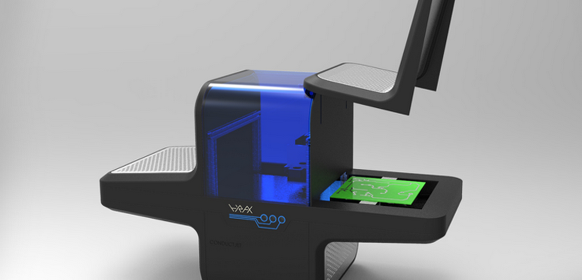 Nano Dimension Receives $500K Grant to Produce Desktop 3D Printer for Printed Circuit Boards