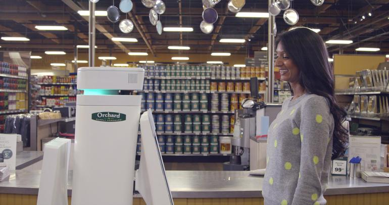 Lowe's to Test OSHbot Shopping Assistant Robots, Later Versions May Integrate 3D Printers
