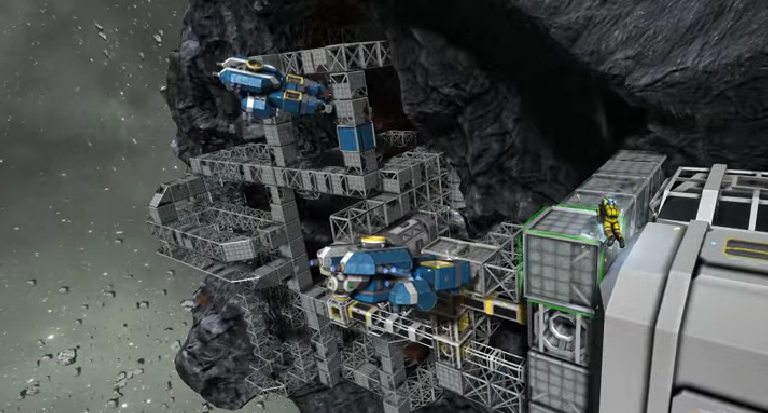3d Metal Printing >> 'Space Engineers' Construction Game Now Allows Players to 3D Print Their Ships | 3DPrint.com ...