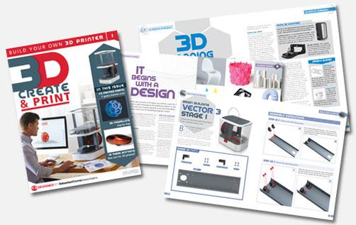 Build your own 3d printer at home with 90 weekly for Build your own 3d house