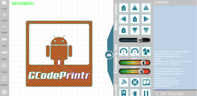 GCodePrintr Version 2.0 Launches For Android — 3D Print From Your Phone or Tablet