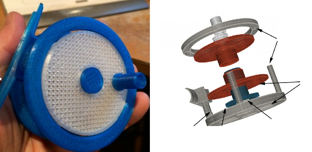 Getting Reel: Fly Fishing Meets 3D Printing in Ongoing Design Project