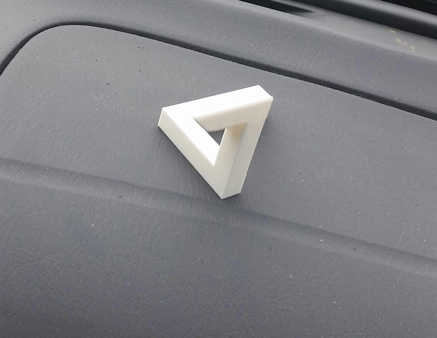 "Has the ""Impossible Triangle"" Been Made Possible with 3D Printing?"