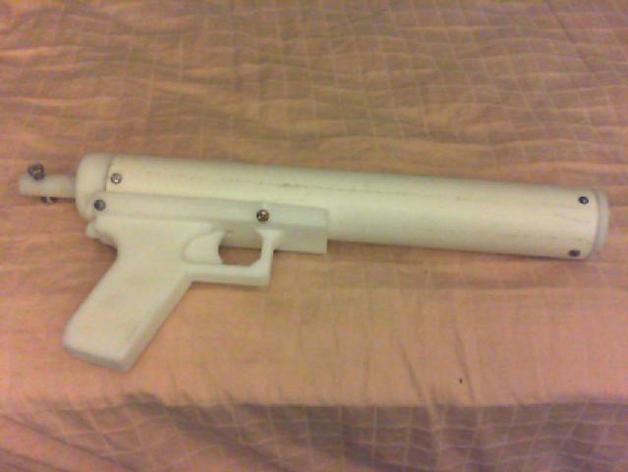 SorrowX's NERF-like gun
