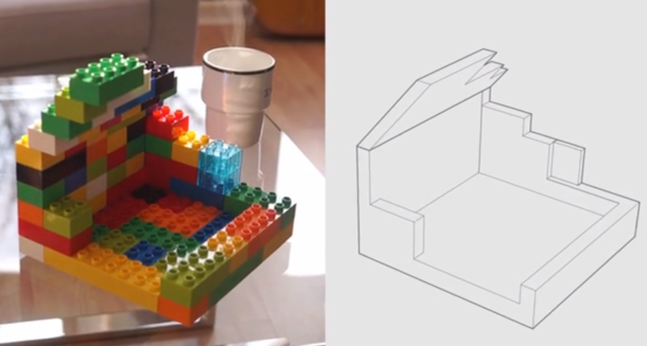 Lego X — 3D Print & Save Your Lego Creations the Way You Intended Them to Be