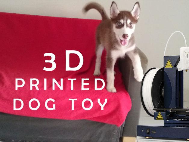 3d_print_husky_dog_toy_preview_featured