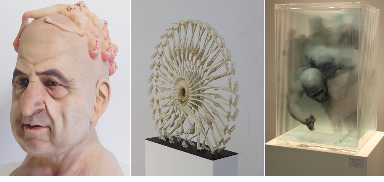 6 of the Coolest Works of 3D Printed Art We've Ever Seen