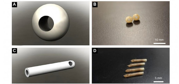 LSU & ExtrusionBot Create 3D Printed Biodegradable Beads Delivering Antibiotics & Chemotherapy