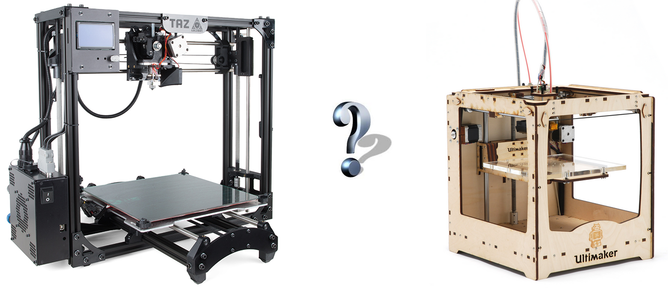 Flowchart: Which 3D printer is right for you?