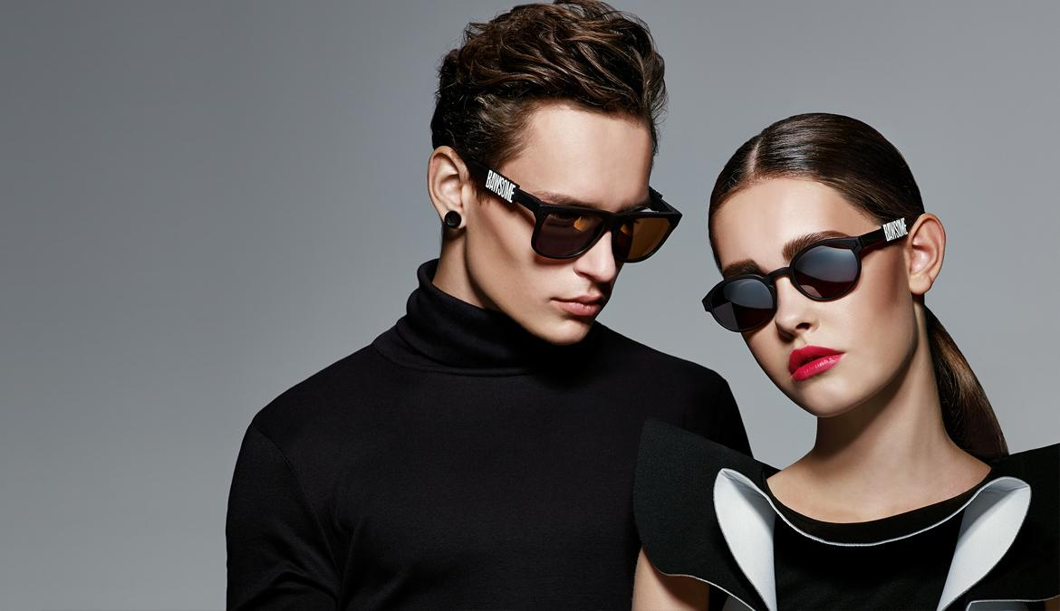 High Fashion + High Tech = Bawsome 3D Printed Sunglasses