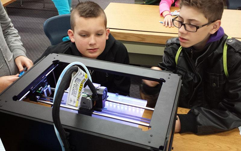 3D Printing in Education: Is Local Collaboration the Way to Go for 3D Printing in Schools?