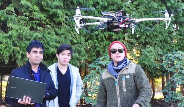 Canadian Student Team Creates 3D Printed Drone for Security & Emergency Response Applications