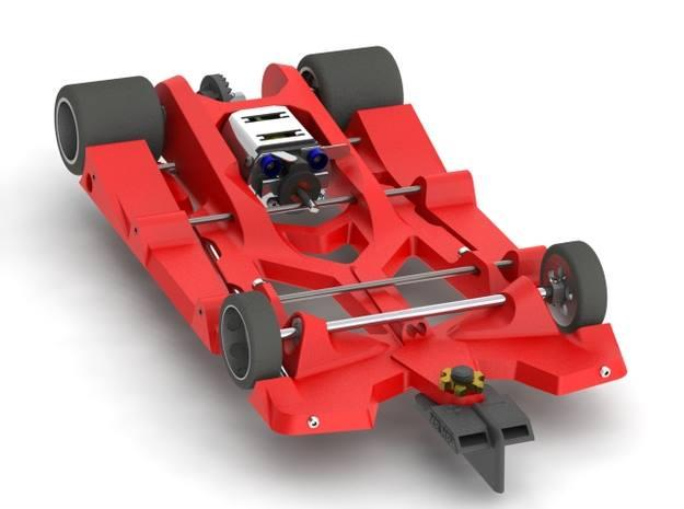 Go Fast Products Uses 3D Printing to Build High-Tech Slot Car Chassis - 3DPrint.com | The Voice of 3D Printing / Additive Manufacturing