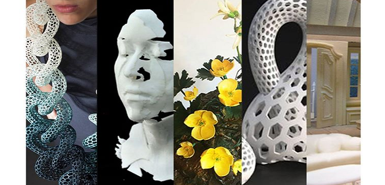 "Madelon Powers Gallery Highlights 3D Printing in ""5 in 3D"" Exhibit — Opens Today"