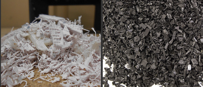 Reduce and Reuse: ExtrusionBot's 'Cruncher' Recycles and Pelletizes 3D Printing Filament Waste