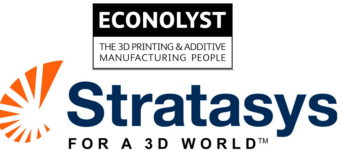 Stratasys Acquires Additive Manufacturing Consultancy Firm Econolyst