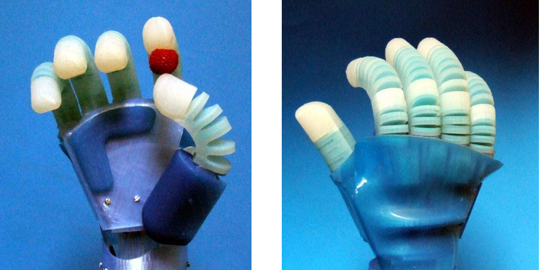Ongoing 3D Printed Robot Hand Project Deserves a Big Hand