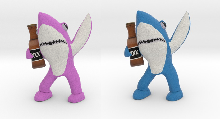 3D Printed 'Left Shark' Creator Launches Funding Campaign to Fight Katy Perry's Lawyers