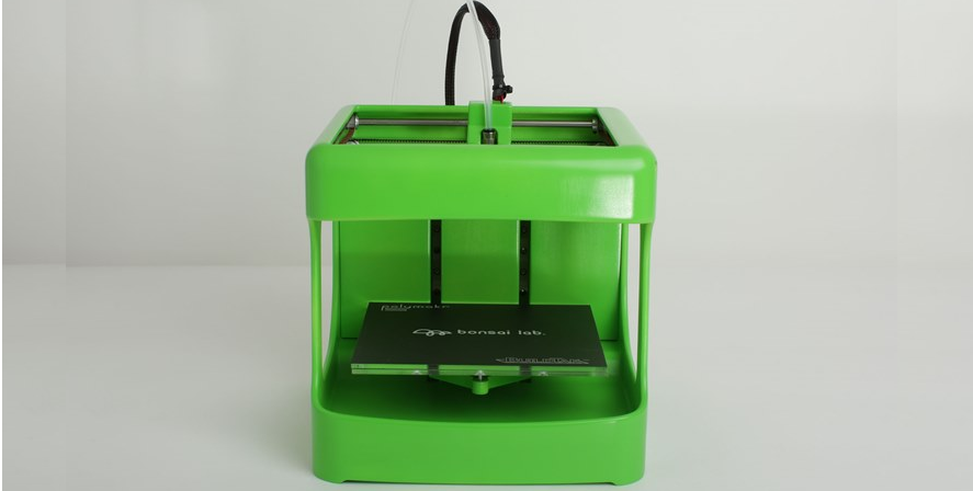 Bonsai Lab Unveils BS Toy 3D Printer Along With New Low Melting-point Filament for Kids