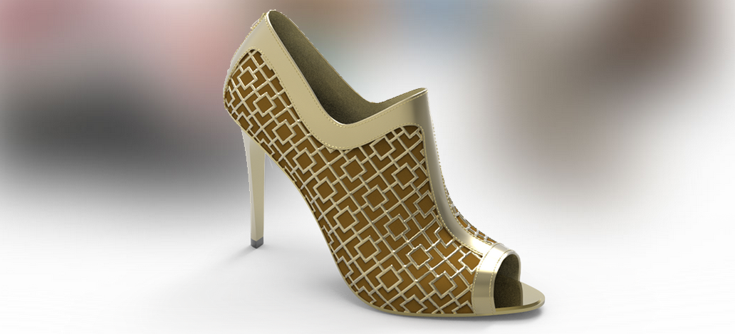 3D Design and Printing Technology Helps Shoe Design Competition Winners Come Out on Top