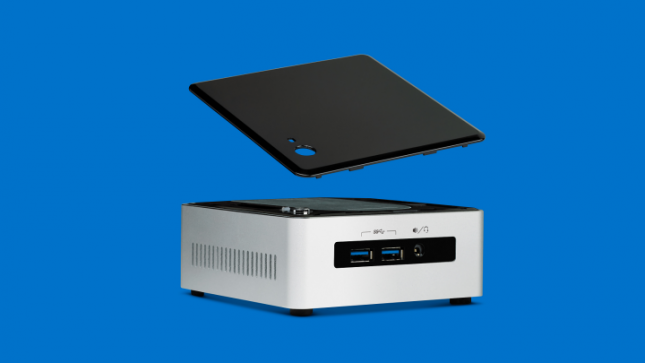 Expand Your NUC's Capabilities with Intel's 3D Printable Lids