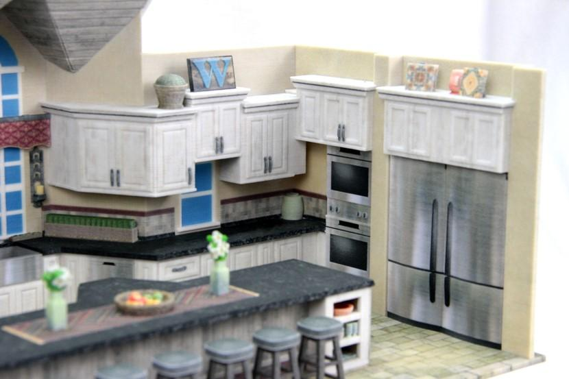 3d-printed-interior-model-kitchen-3