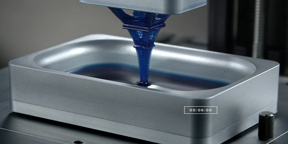 Carbon3D Unveils Breakthrough CLIP 3D Printing Technology, 25-100X Faster