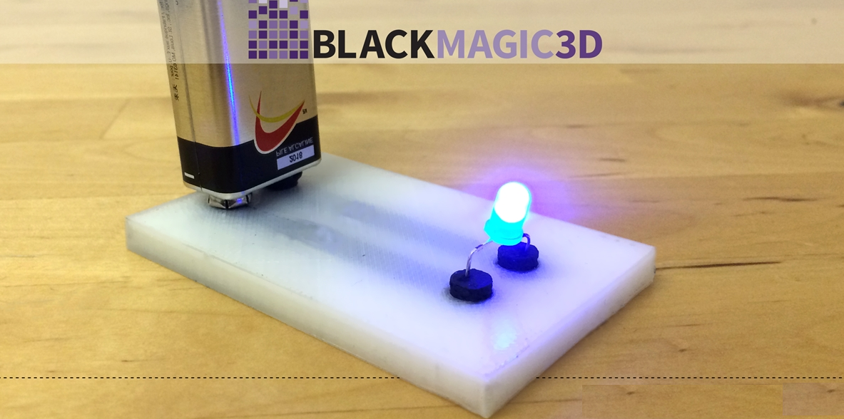 Graphene 3D Lab Launches BlackMagic3D Filament Brand & New Graphene 3D Printing Material