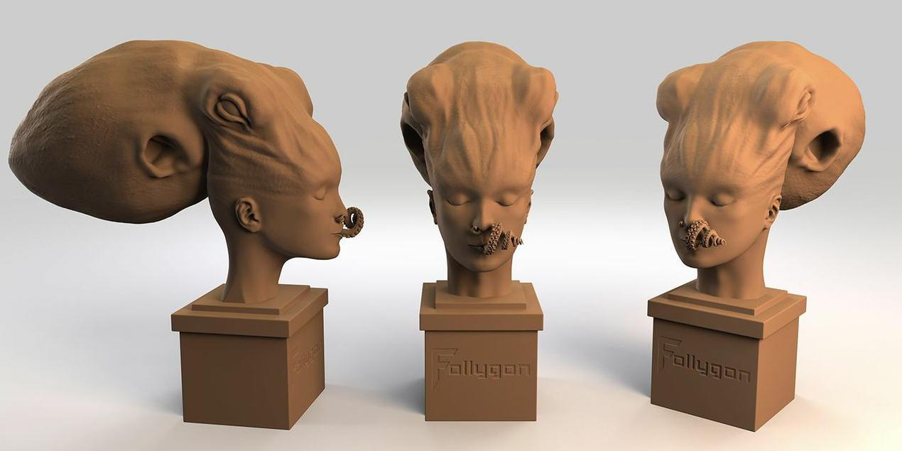 Exclusive Interview with 3D Character Artist Ben De Angelis on 3D Printing's Future & His Designs