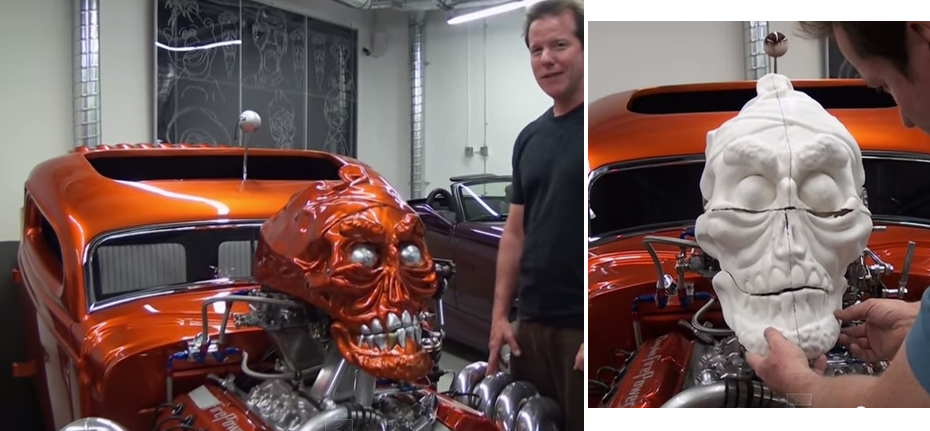 Comedian Jeff Dunham Creates the Achmedmobile Using Stratasys 3D Printers