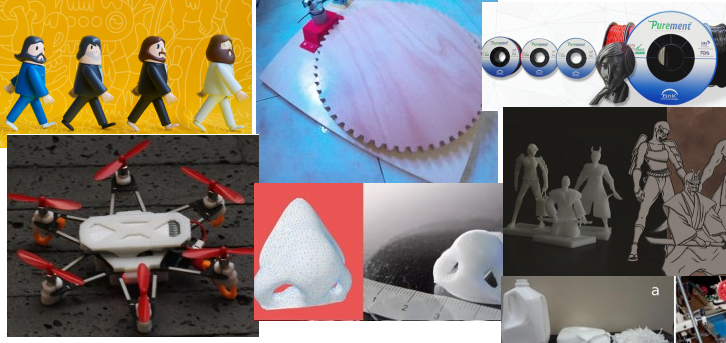 3D Printing: The Stories We Didn't Cover This Week -- March 21, 2015