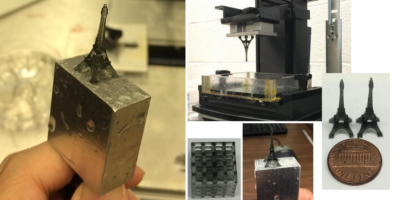 Student Creates Super Fast 'Membrane Based' 3D Printer – Prints 40 x 40 x 100 mm Objects at 10 Microns in 12 Minutes