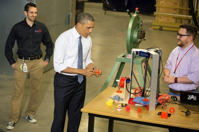 3D Printing & Jobs — China vs. The United States