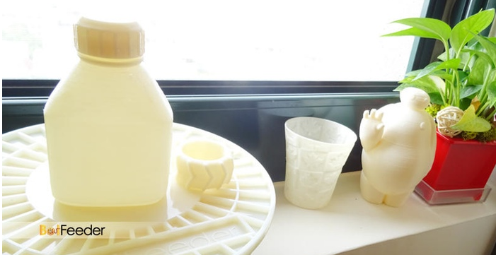 BotFeeder's Filastic Filament Launches on Kickstarter: Flexible, Strong & Affordable