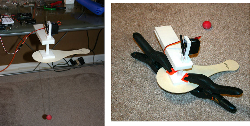 Make Your Own Arduino-Enhanced, 3D Printed Paddle Ball Game