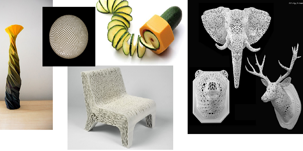 Decorating With 3D Printing & Home Décor