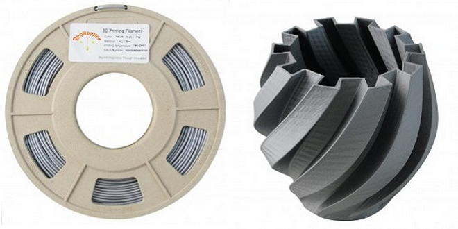 RepRapper Tech Offering Aluminum PLA 3D Printing Filament