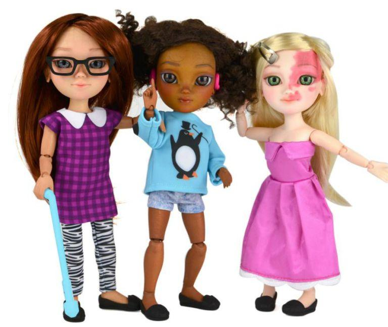 #ToyLikeMe Campaign Drives The Creation Of Dolls With