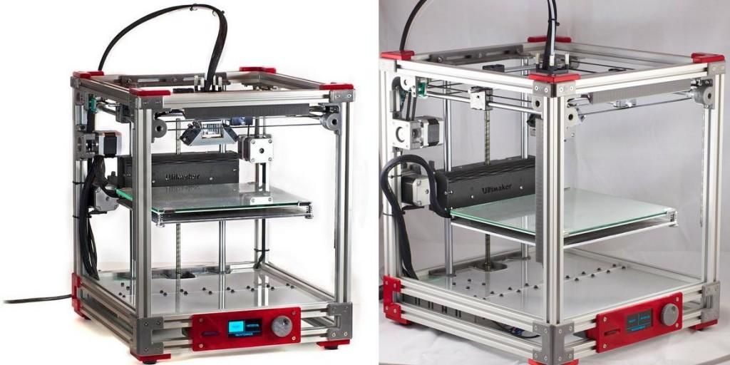 Software Architect Creates An Amazing Ultimaker 2 Aluminum
