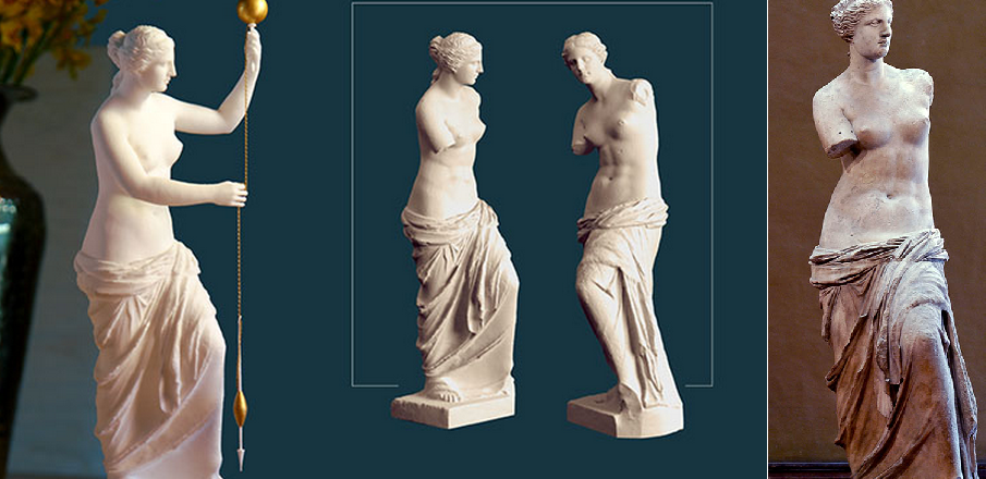 3D Printed Venus de Milo: Has the Mystery Finally Been Solved?