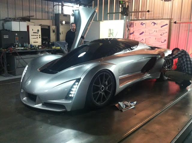 World S First 3d Printed Supercar Is Unveiled 0 60 In 2