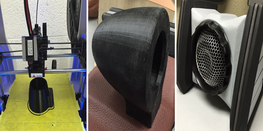 3D Printer Fabrication Training for Car Audio Applications from Mobile Solutions