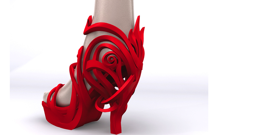 3D-Printed Couture — 2015 Shining3D Fashion Show Design Contest Winners Announced